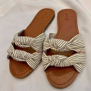 ED by Ellen Shiri Knot Sandals